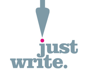 Just Write logo